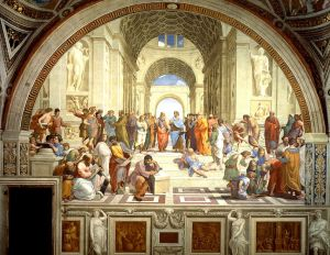School of Athens Full SIze